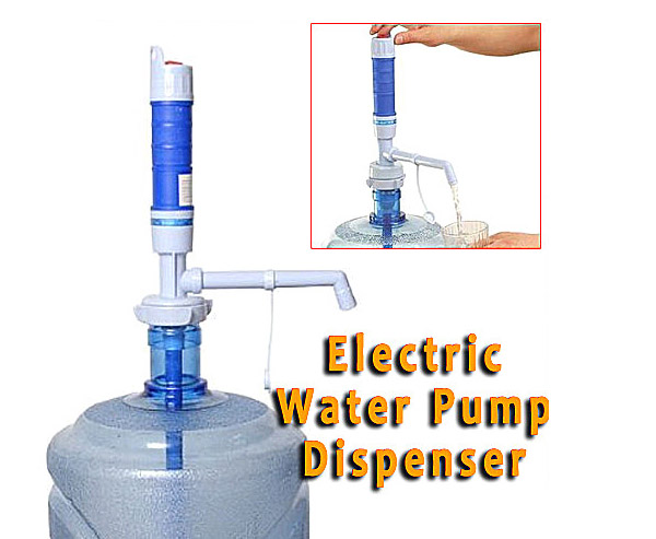 Electric Dispenser Water Dispenser Bottled Drinking Water Bottle Pump