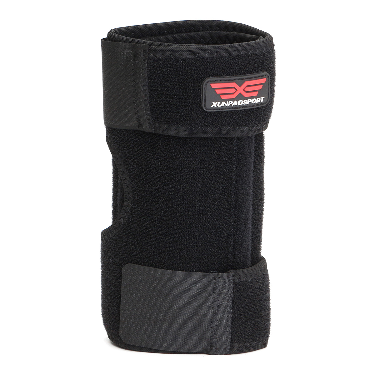 Sports Adjustable Thigh Kneepad Support Brace Strap Wrap Pain Relief Training Protector