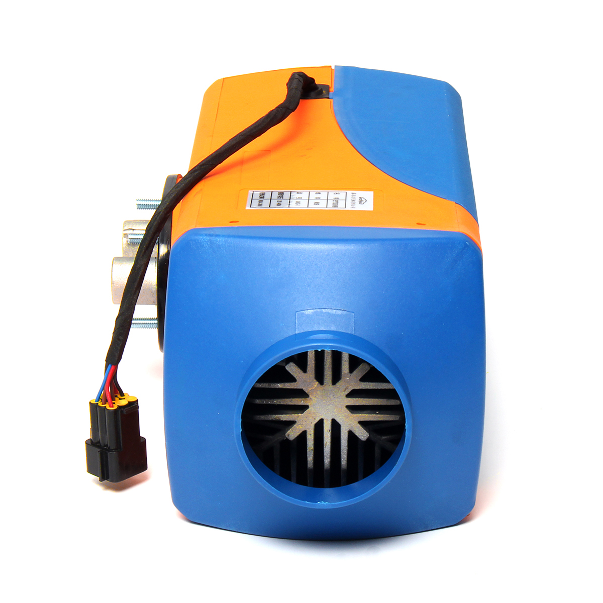 12V/24V 3KW Diesel Air Parking Heater Diesel Heating Air Heater LCD Screen Switch with Silencer