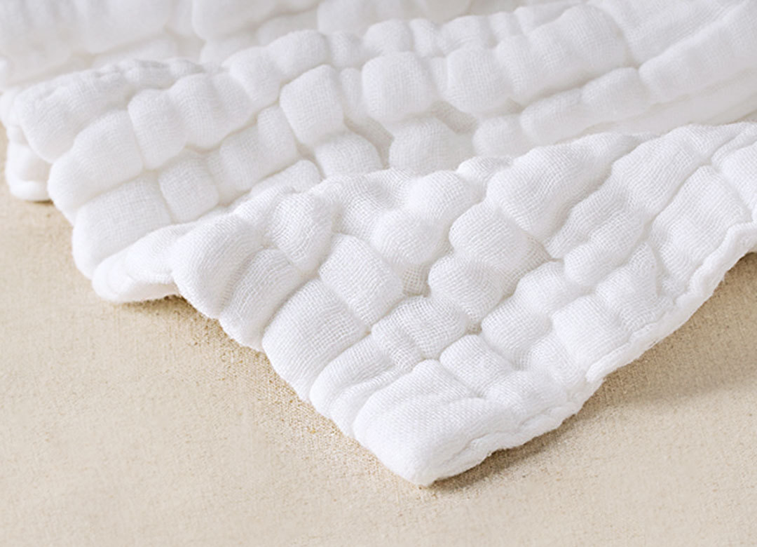 XIAOMI BEVA 10 Pcs Reusable Baby Cotton Cloth Diaper Newborn Nappy Liners Cotton Nappies Baby Diapers