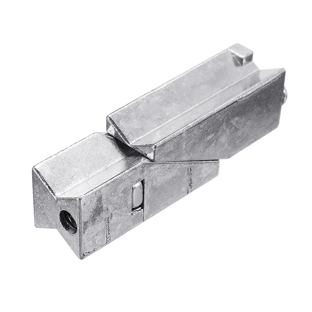 Metal dovetail connecting block