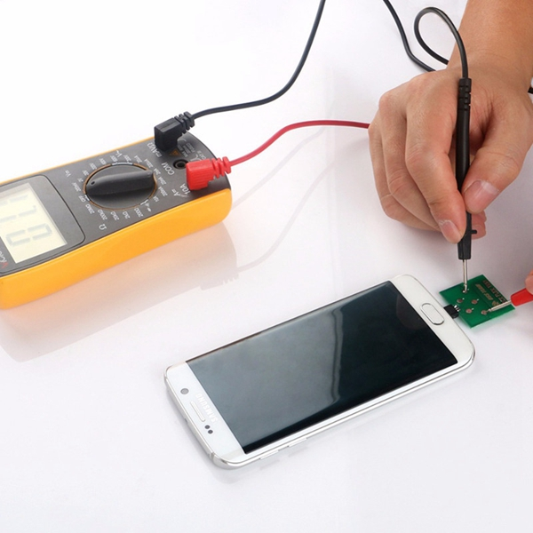 Micro USB 5-Pin PCB Test Board Module For Android Battery Dock Flex Test Power Charging