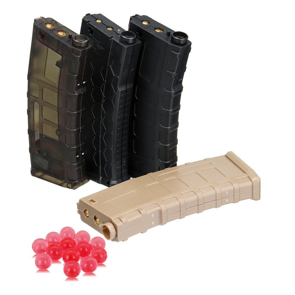 Magazine for Jinming 1/2/3/8Th Gen8 M4A1 Toys Gel Ball Upgrade Accessories