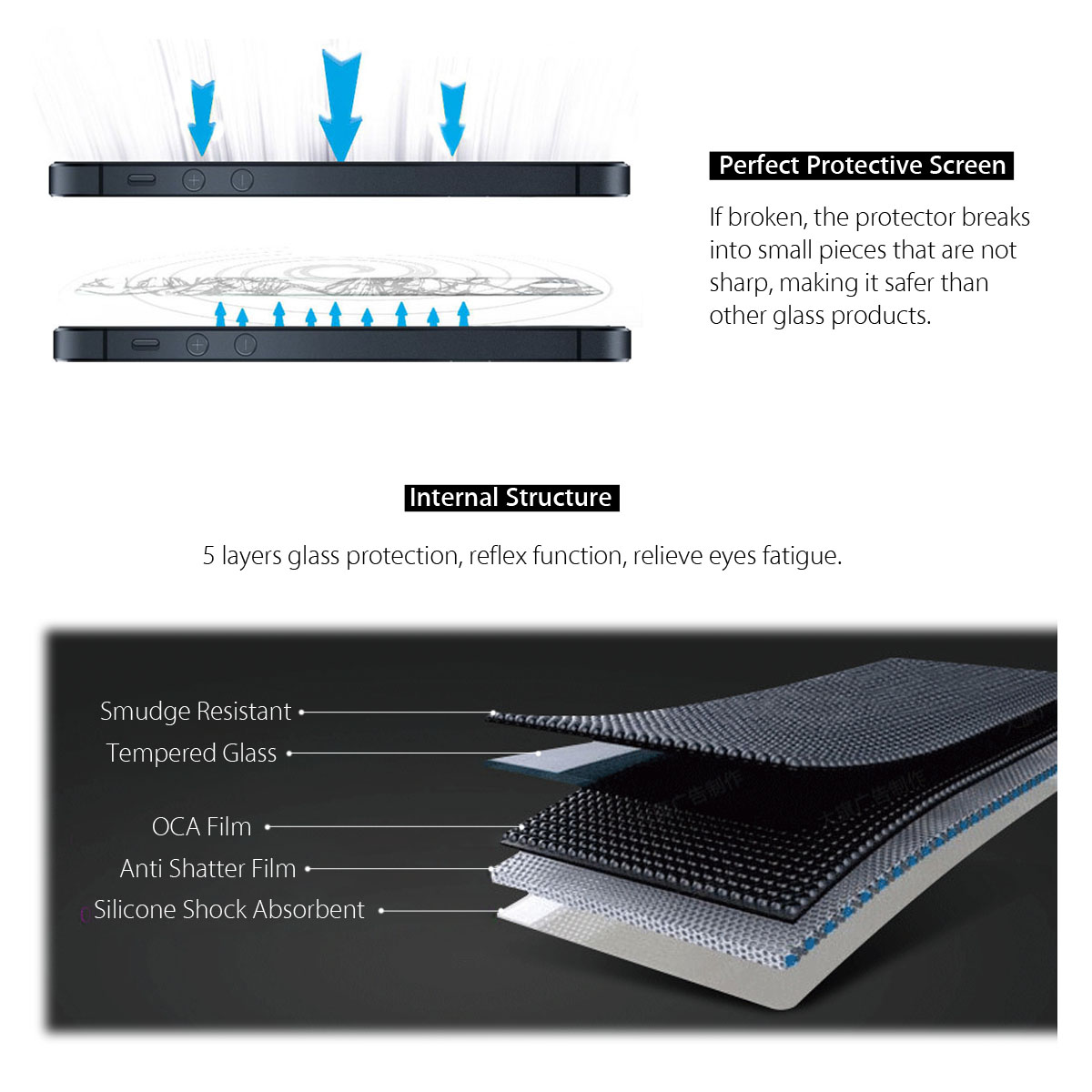 Explosion Proof HD Tempered Glass Film Screen Protector For 2016 Macbook Pro 13