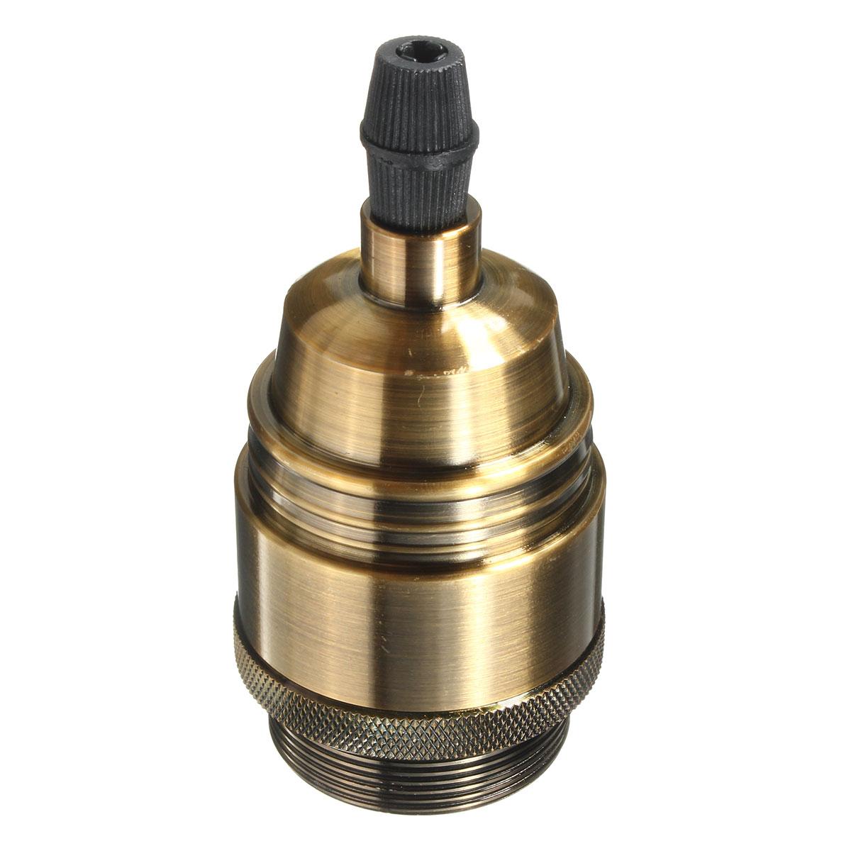 E27 Edison Bulb Adapter Light Socket Lampholder for DIY Handmade Lamp Pendant AC110-250V