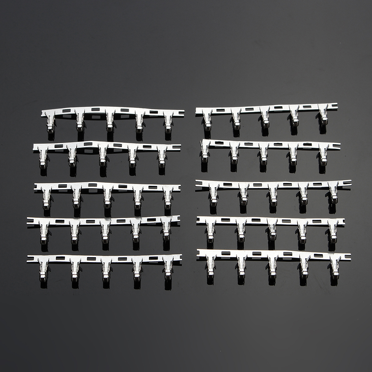 Excellway® 10sets of 4S 5Pin 2.54mm Lipo Balance Connector Plug Diy Housing Model Kit