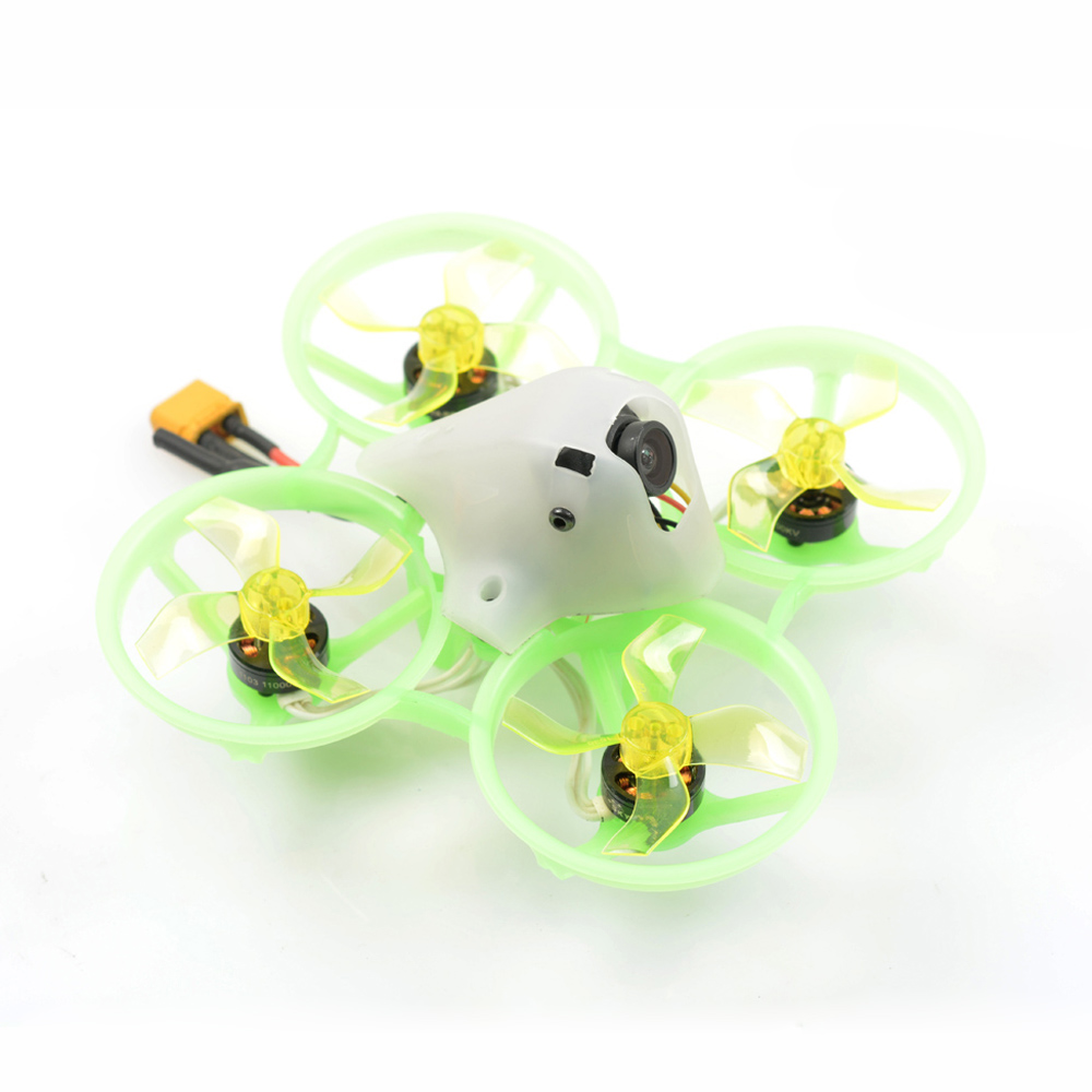 Skystars Tiny Frog 75X 75mm 2S Whoop FPV Racing Drone BNF AIO CrazyFrog FC OSD w/SPI Frsky Receiver 1-2S 5A ESC Runcam Nano2 Camera - Photo: 7