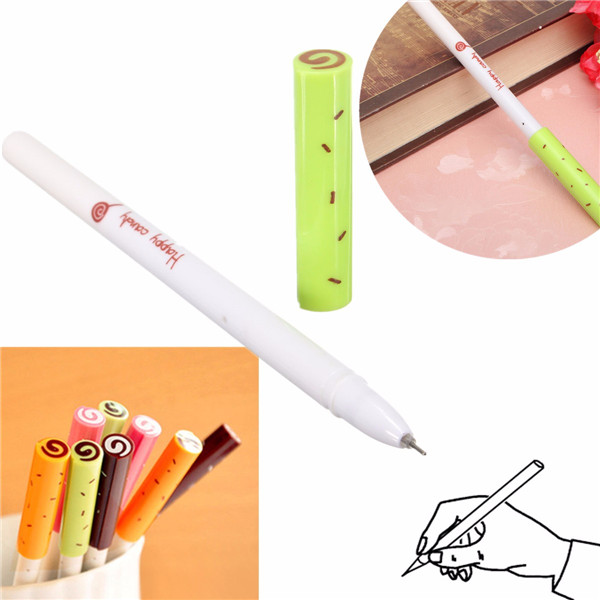 0.38mm Gel Pen Candy Sweet Neutral Pen Stationery Student Office
