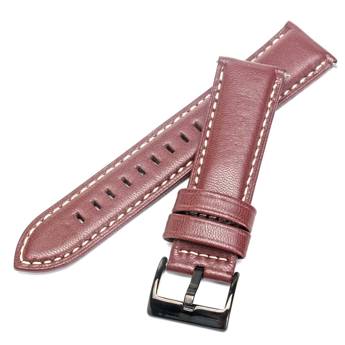 Replacement 22mm Watch Band Wrist Strap for Fossil Q Founder Gen 1/2