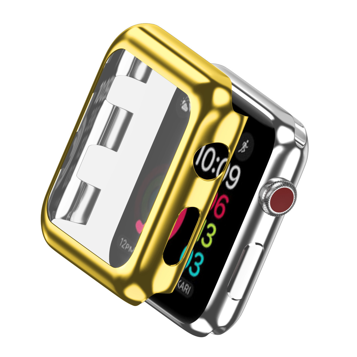 Bakeey Plating Watch Protective Case For Apple Watch Series 2/Series 3 38mm/42mm