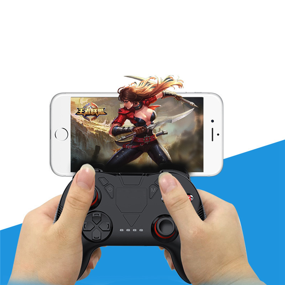 SHINECON SC-B04A Wireless bluetooth Remote Game Controller Joystick Gamepad For Phone PC Tablet