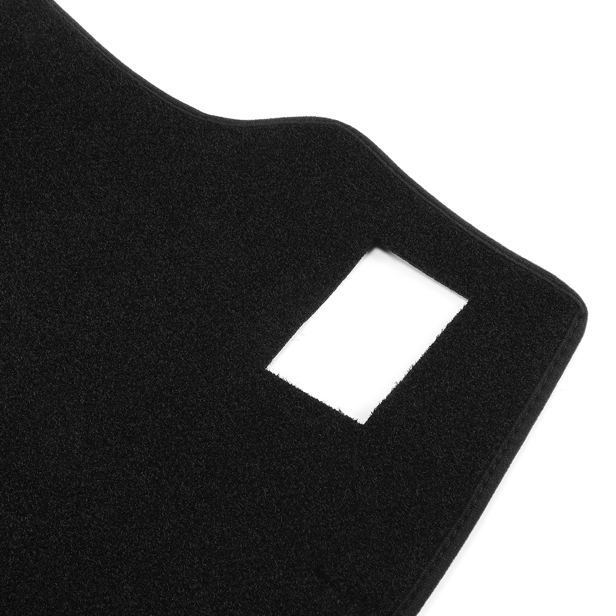 Polyester Non-Slip Car Dash Mat Dashboard Cover Pad for Toyota Corolla Hatch ZRE 182 2013-2017