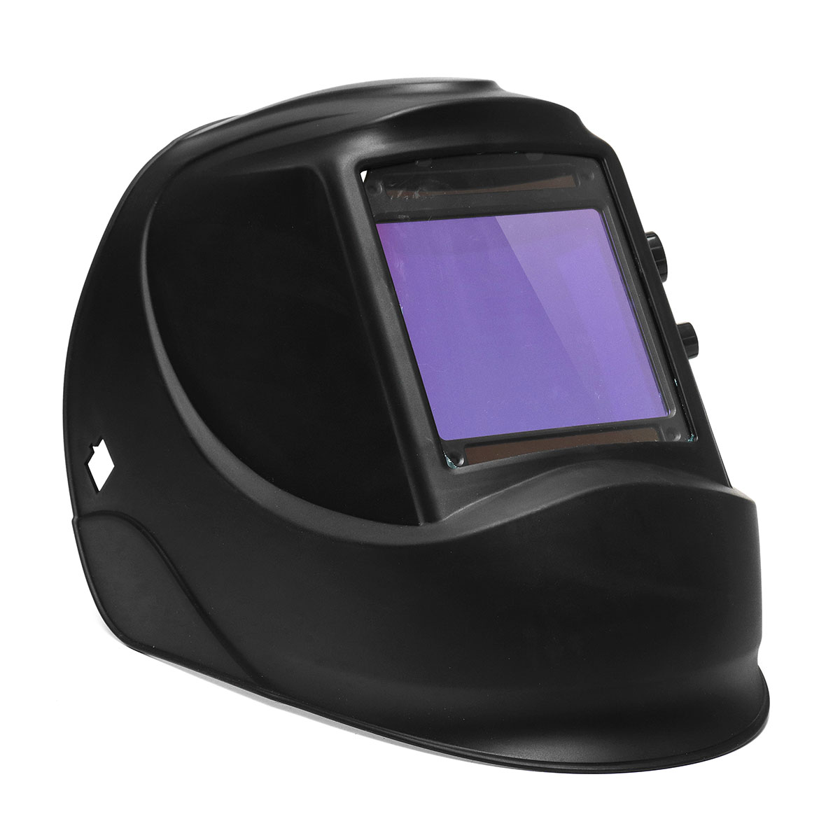 Solar Power Automatic Dimming Welding Helmet Grinding Mask Big Len Vision