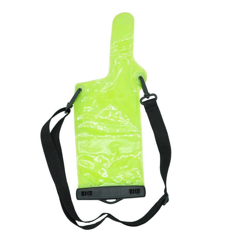 Walkie Talkie Waterproof Bag For Baofeng UV-9R 5R 888S A58 F8HP Plastic Bidirectional Radio