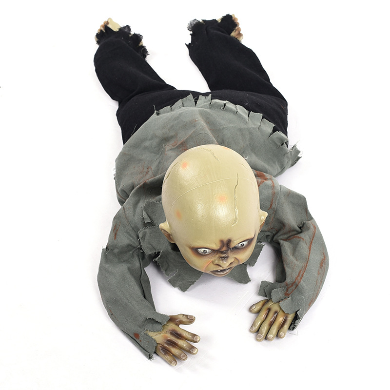 KALOAD 101 Halloween Party Decoration Crawling Called BB Ghost Haunted House Bar Chamber Magic Props
