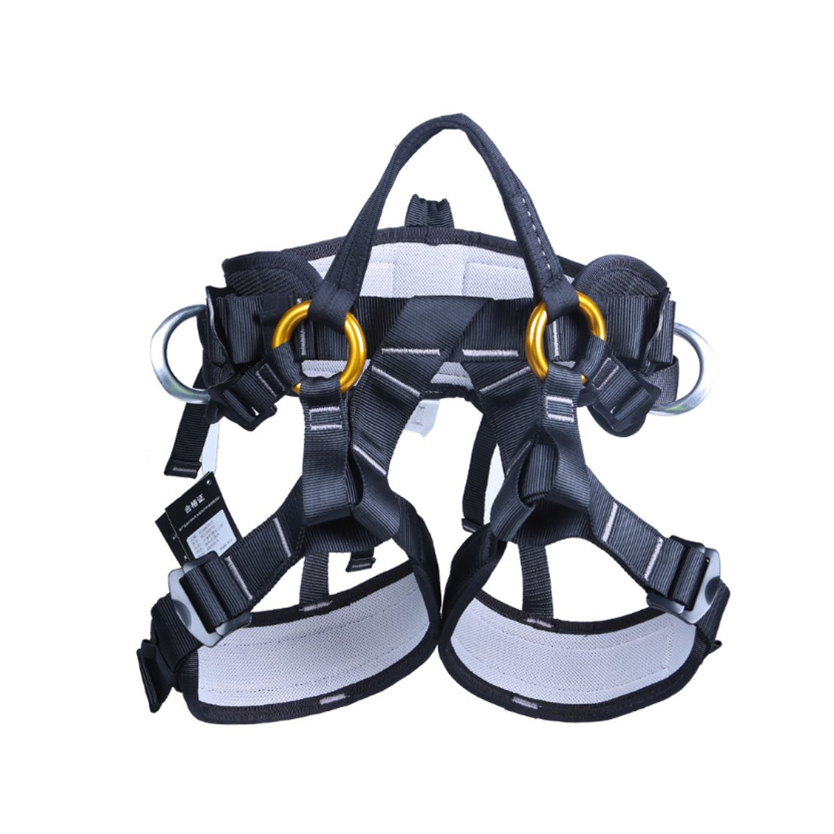 Safety Harness Camping High Altitude Half Body Safety B