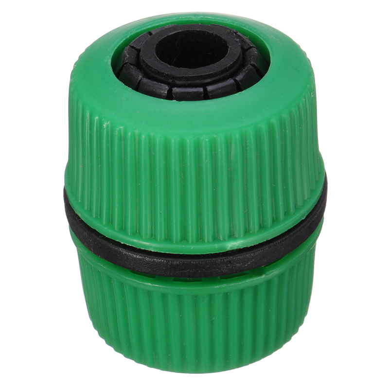 1/2 Inch Water Hose Repair Connector Garden Plastic Pipe Extend Quick Joint Connector
