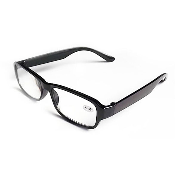 Unisex Full Frame Presbyopic Reading Eyeglasseess Plastic Vintage Anti Shock Eyewear Glasses