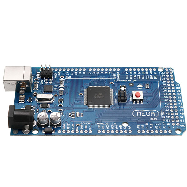 Geekcreit® Mega 2560 R3 ATmega2560-16AU Development Board Without USB Cable Unsolder Pin Header For Arduino