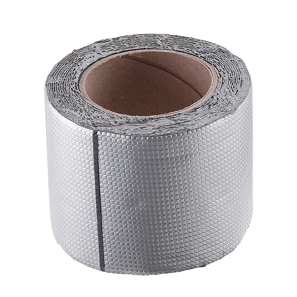 Roof Roofing Repair Tape Seal Waterproof Leakproof Adhesive Tape Roll 3 Sizes