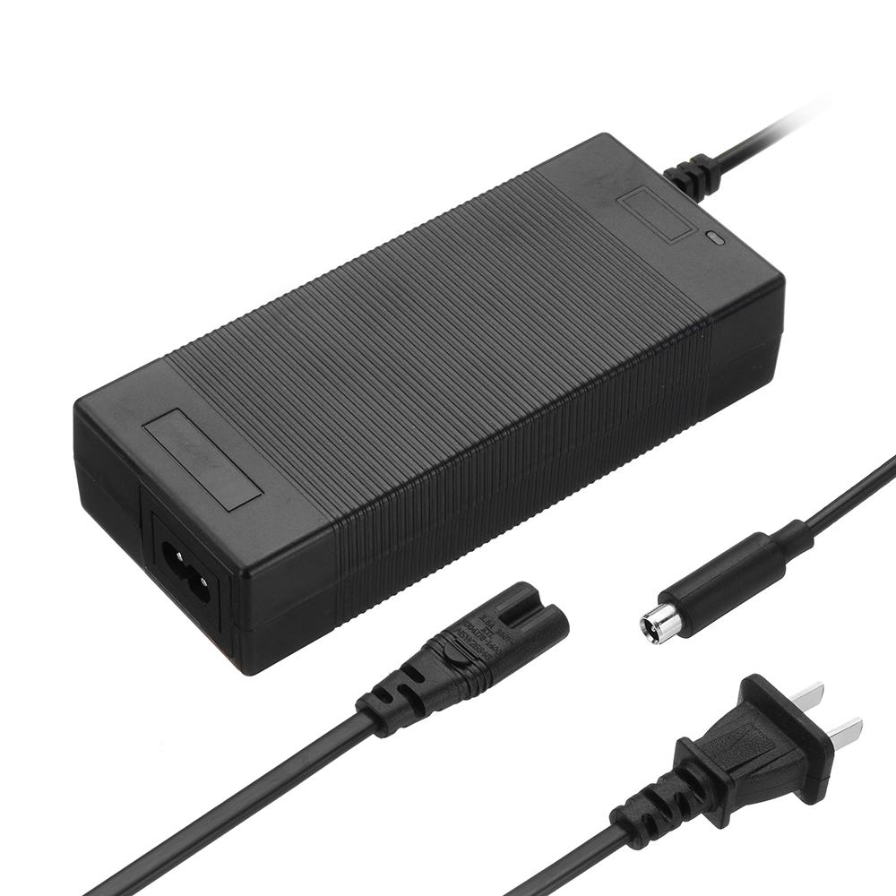 Xiaomi Electric Skateboard Adapter Charger 42V 1.7A US Plug for Xiaomi Mijia M365 Electric Scooter