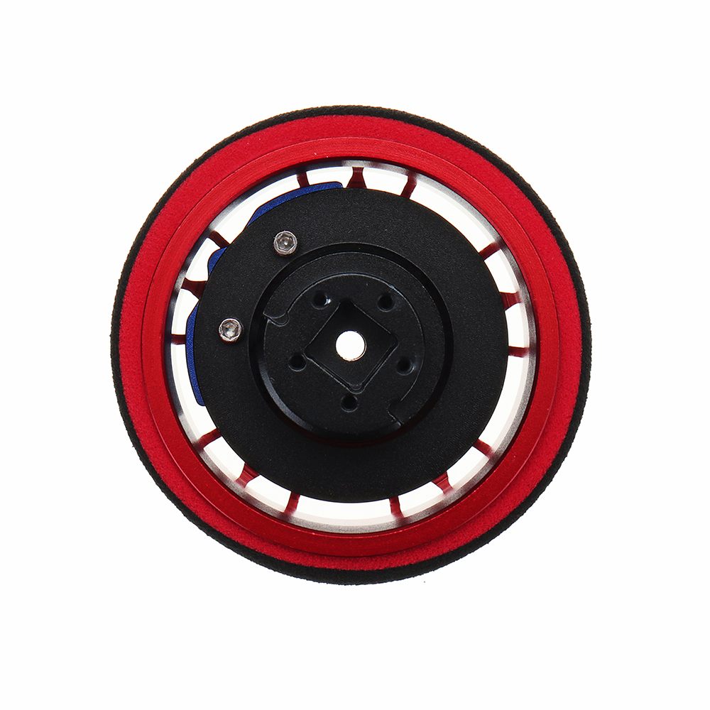 6061 Aluminum Alloy Remote Control Handwheel For SANWA MT4/MT4S/MT44/M11X/M11/MX-V - Photo: 3