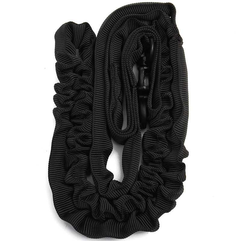Tactical Police K9 Dog Training Leash Elastic Bungee 1000D Military Dog Traction Rope