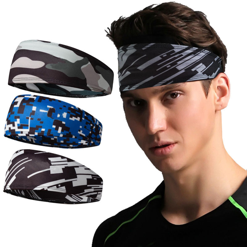 Outdoor Multi-Function Running Fitness Headband