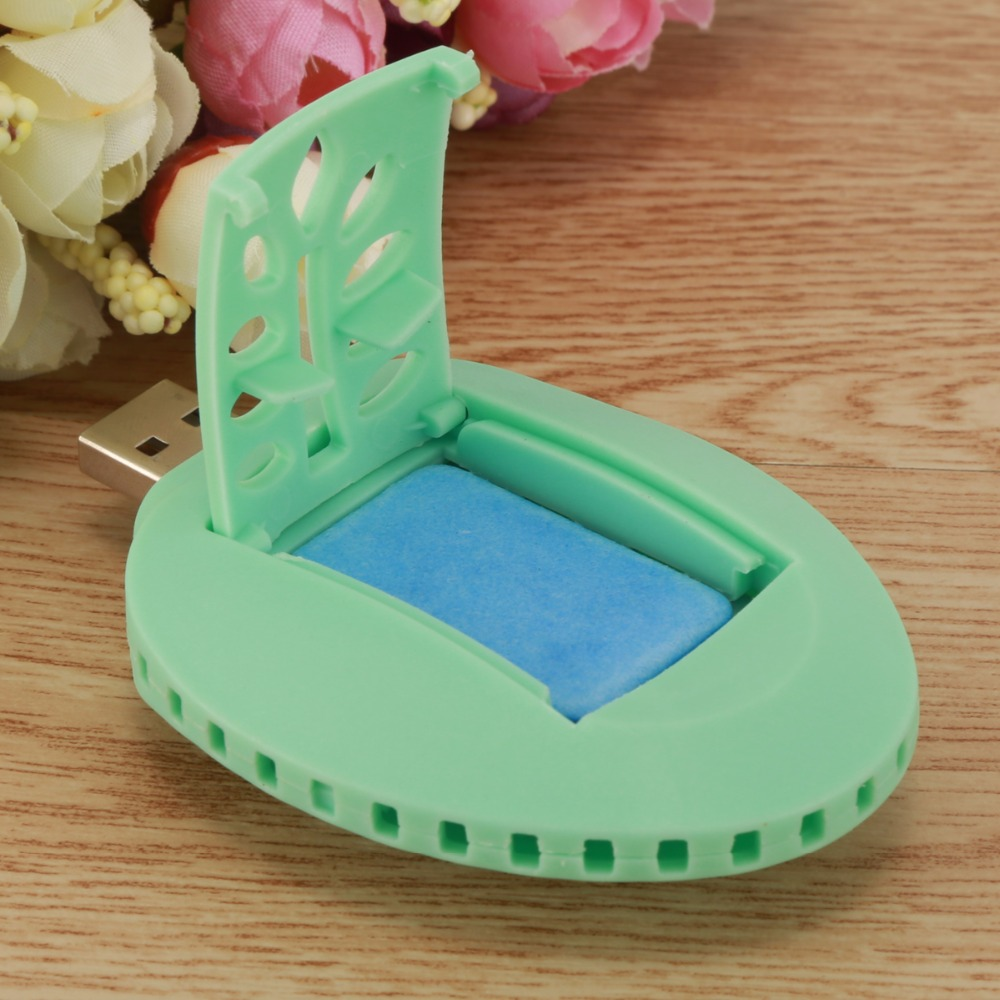 Portable Mini USB Mosquito Dispeller Garden Outdoor Indoor Insect Mosquito Killer Aromatherapy Tablet Heater
