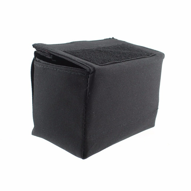 15 Rounds Shotgun Buttstock Shotshell Ammo Bullet Pouch Case Holder Box Storage Bag Gun Accessories