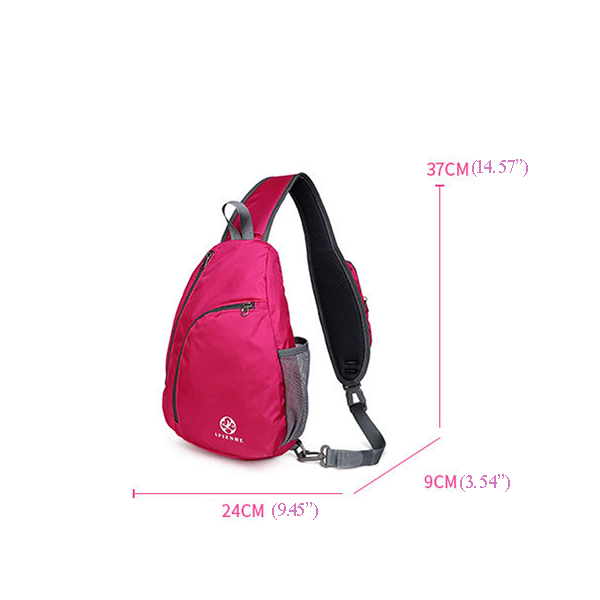Women Nylon Waterproof Multi-functional Sports Bags