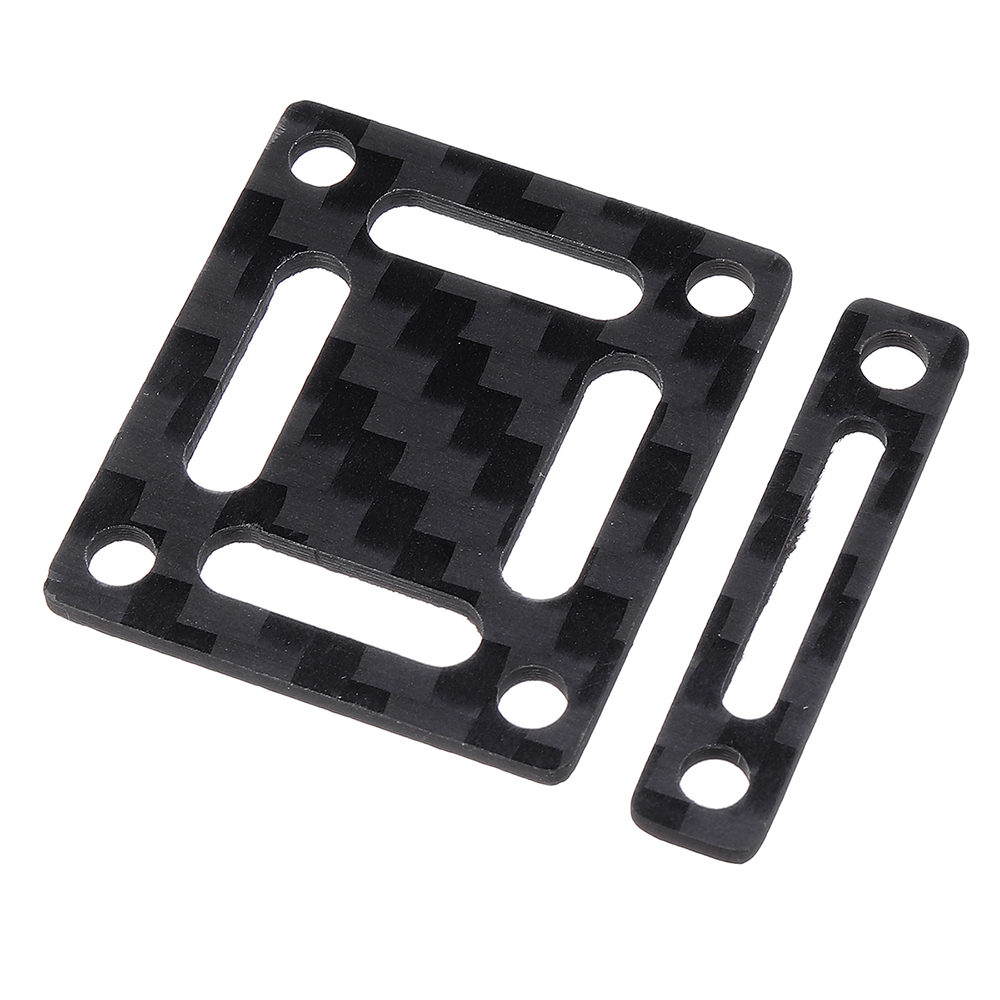 Eachine Tyro99 210mm DIY Version RC Drone Spare Parts Upper Plate Carbon Fiber 2 PCS