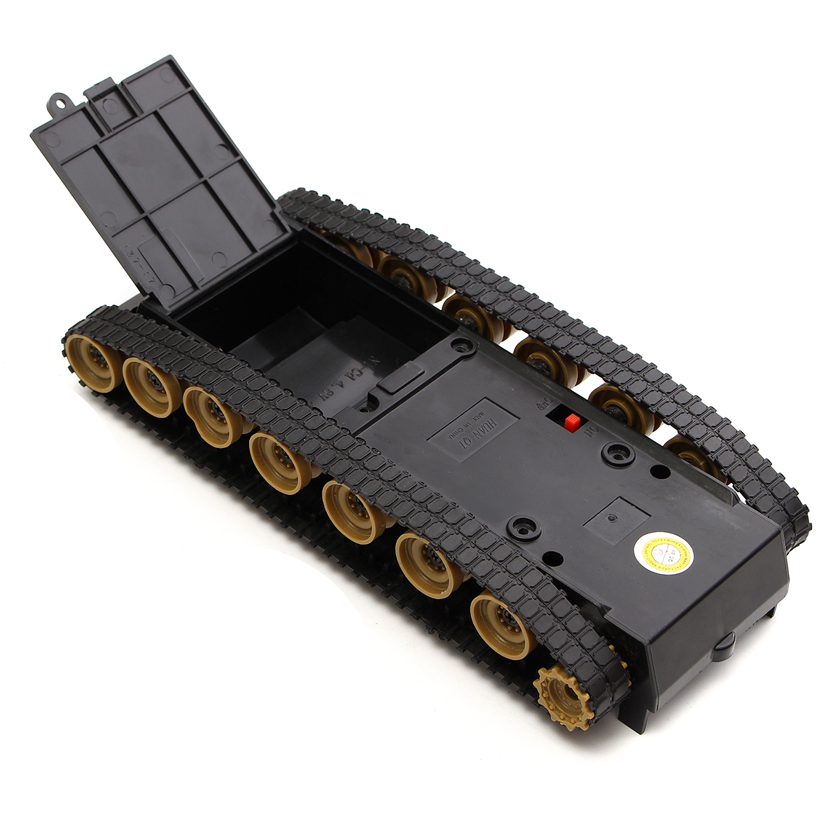 Smart Robot Tank Chassis Tracking Car DIY Kit for Arduino SCM