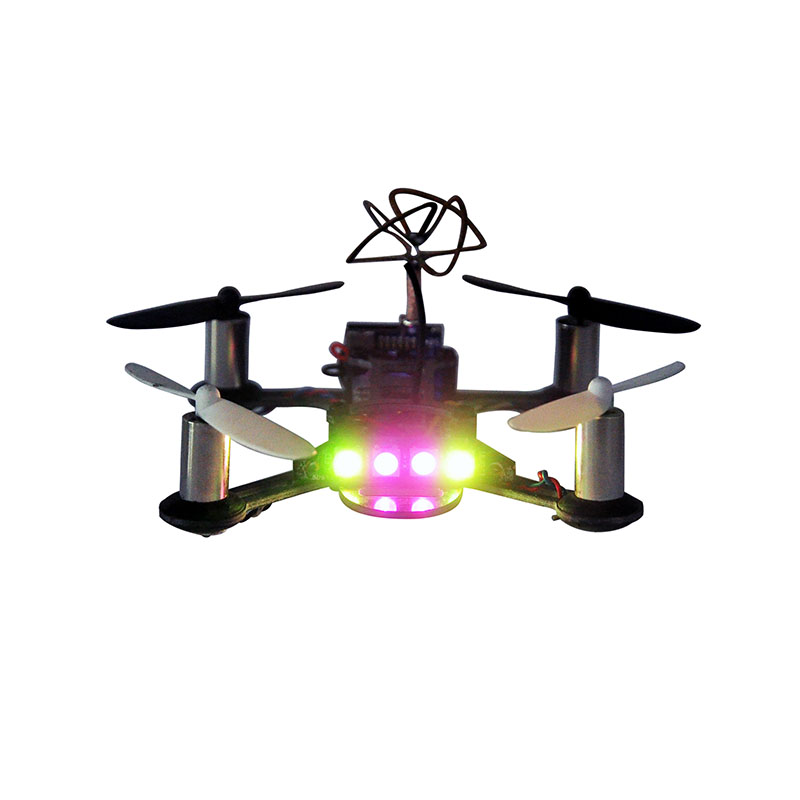 Eachine Tiny QX95 95mm Micro FPV LED RC Racing Drone Quadcopter Based On F3 EVO Brushed Flight Controller