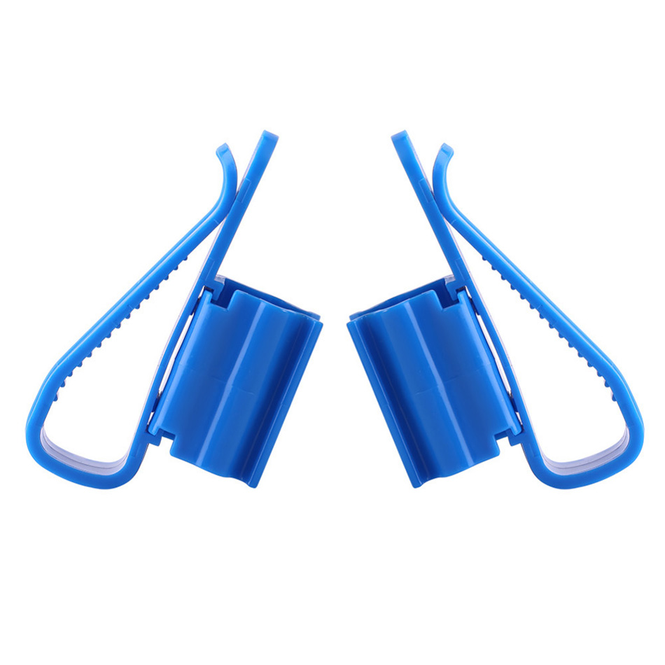 Multifunction Tube Clamp Plastic Adjustable Mounting Clip Water Pipe Tube Clamp Hose Holder
