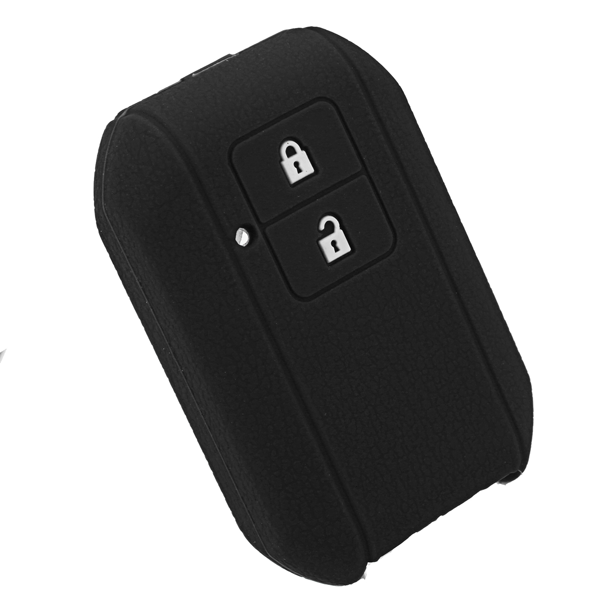 2 Buttons Silicone Rubber Car Remote Key Cover Case Key Shell Protective For Suzuki Swift 2017
