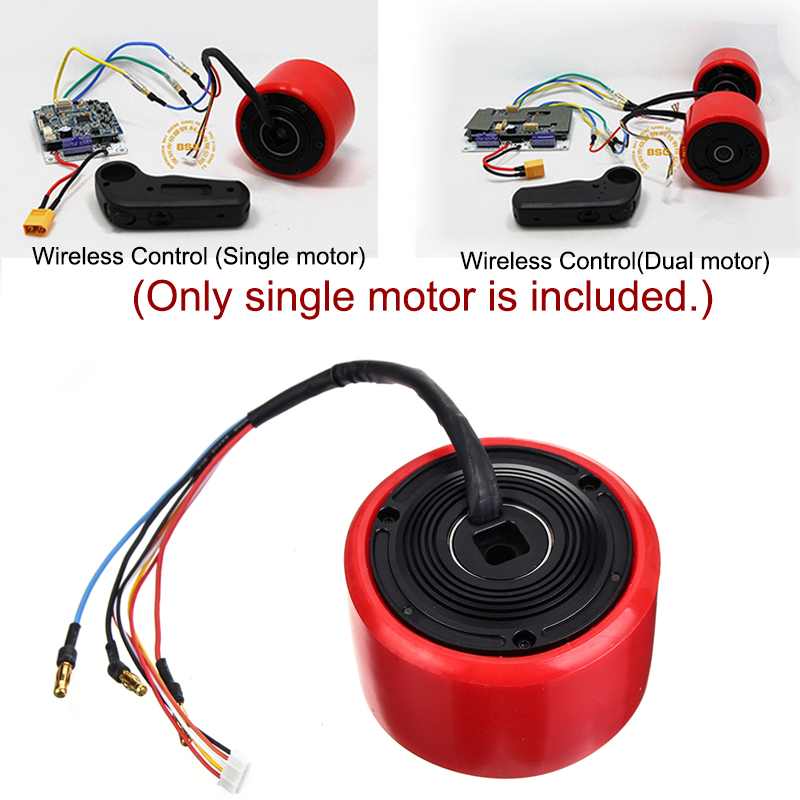 260W 25000RPM Brushless Motor For DIY Electric Skateboard Scooter Multicopter