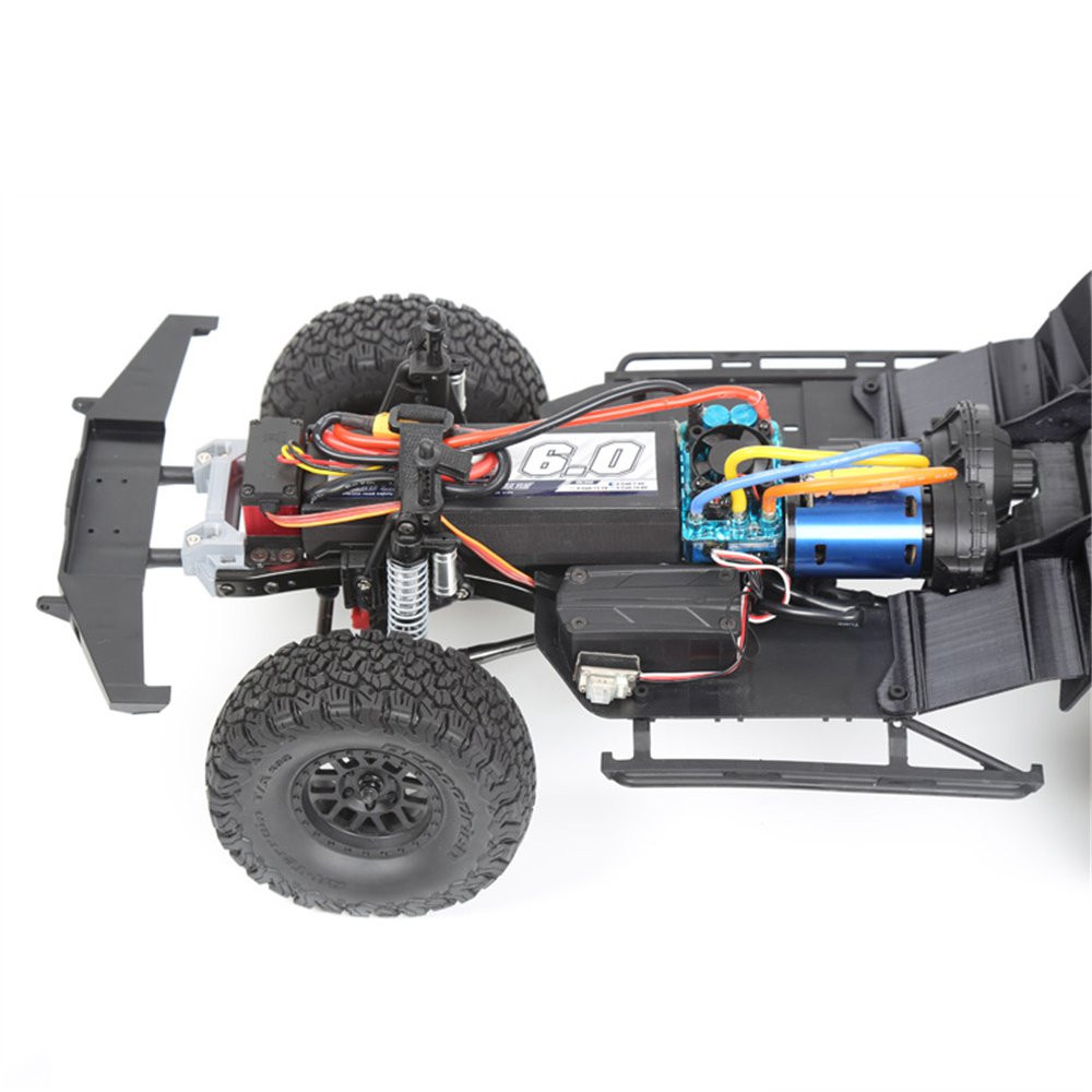 GRC Low Center Gravity Metal Servo Front Bracket Mout For Axial SCX10 Ⅱ 90046 90047 Cherokee Rc Car - Photo: 5
