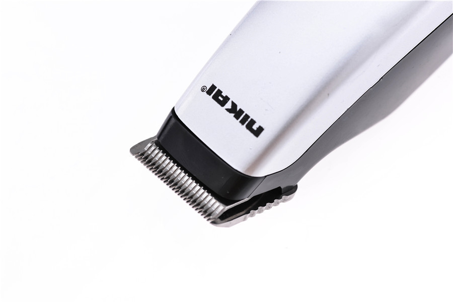 NIKAI Mini Electric 3 Positioning Combs Kits Convenient Hair Clipper