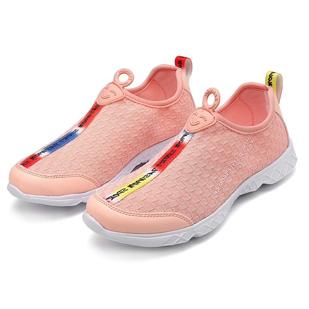 Breathable Beach Sneakers Slip On Casual Shoes
