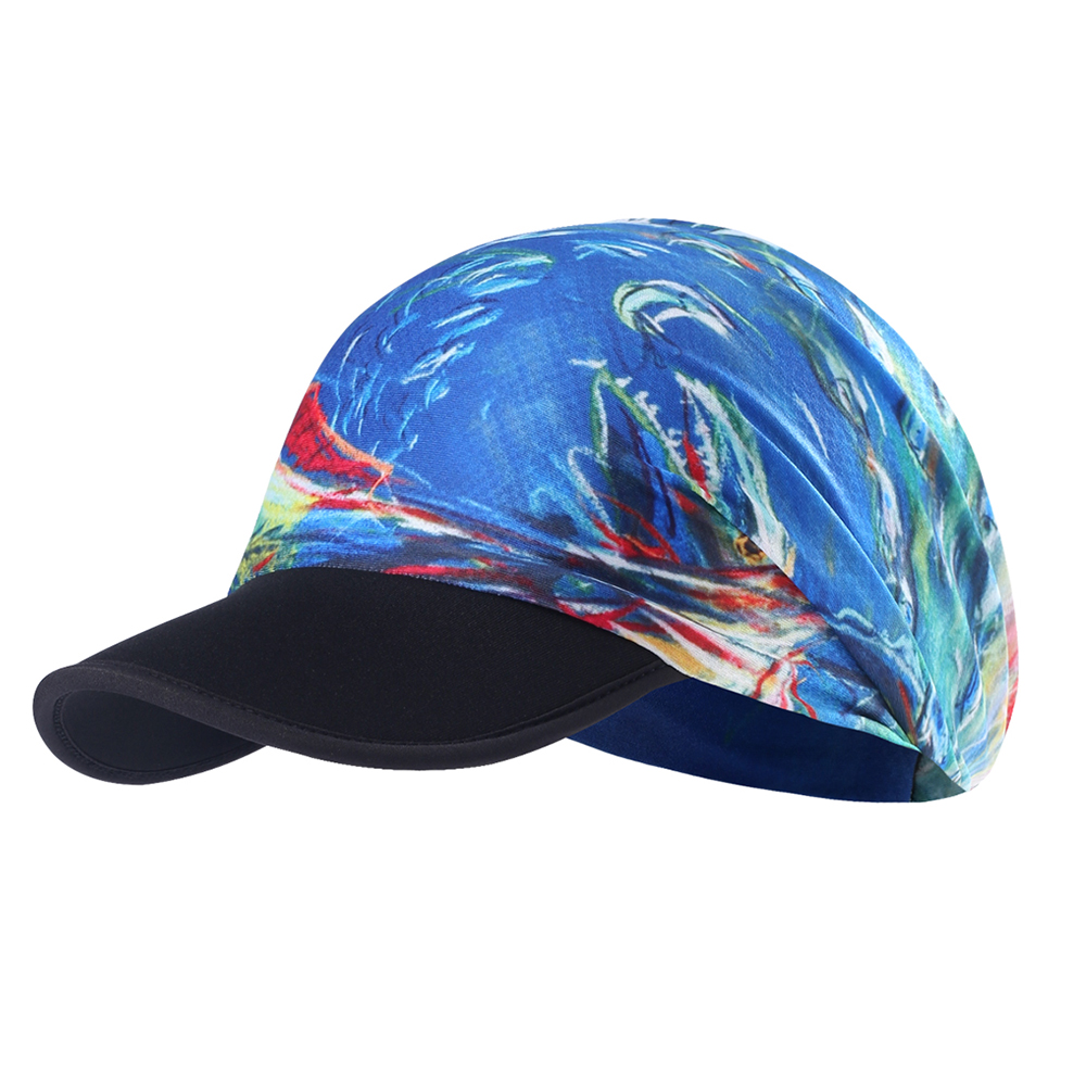 Men Women Summer Quick-Dry Multi-Function Cap Foldable Outdo