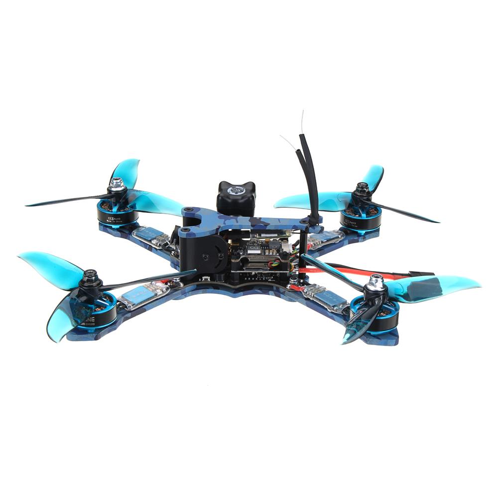 Eachine Wizard TS215 FPV Racing RC Drone F4 5.8G 72CH RunCam Swift 2 Frsky Taranis X-Lite XM+ RTF
