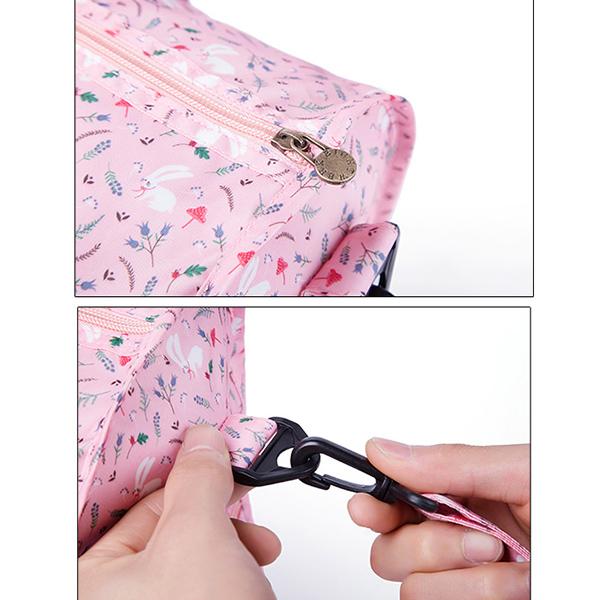 Folding Nylon Lightweight Large Capacity Storage Bag