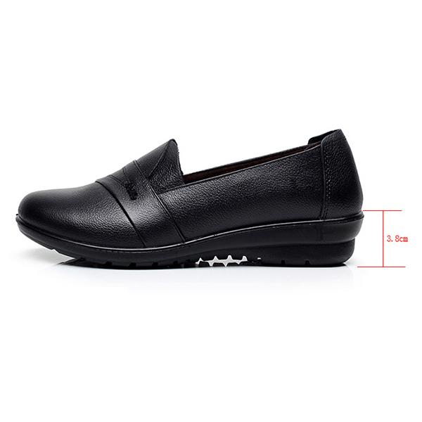 Soft Solt Slip On Flats Loafers For Women