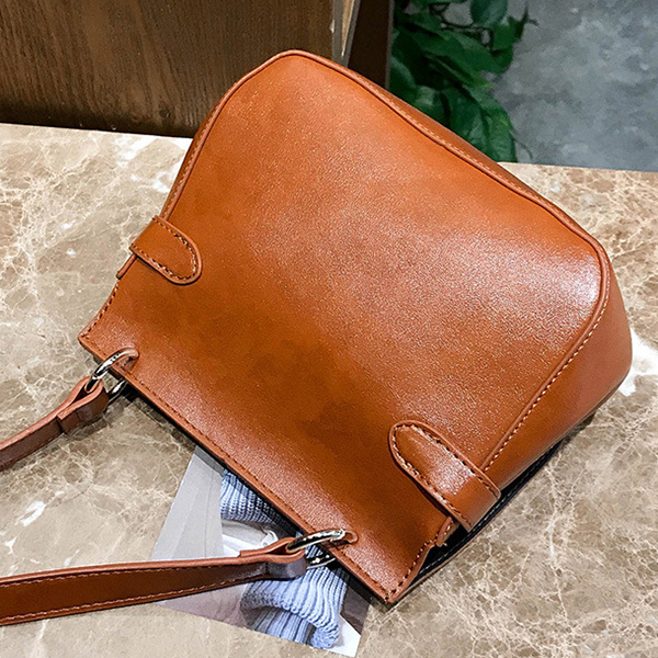 Trend Locking Fashion Shoulder Bag Messenger Bag