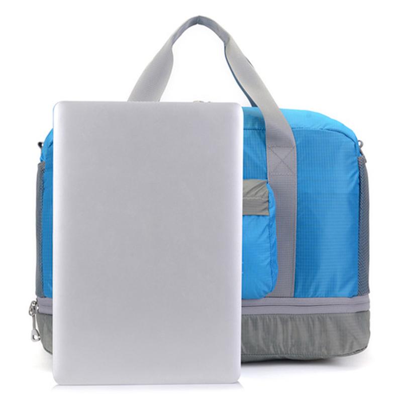 Men Women Gyms Bag Luggage Bag Waterproof Handbag