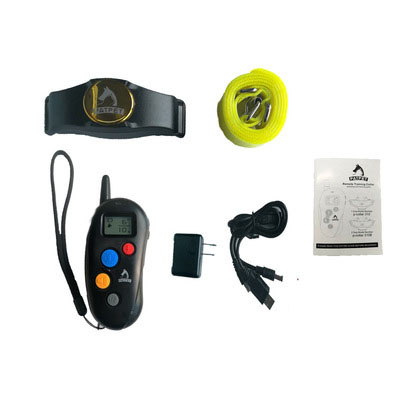 PATPET P-collar 310B EU Plug Dog Training Collar Waterproof and Rechargeble Remote Pet Trainer