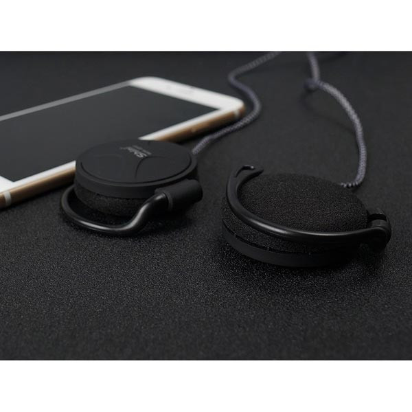 Shini Q940 3.5mm Sport Headset Ear Hook Stereo Earphone Headphone For Cell Phone MP3 MP4 Player