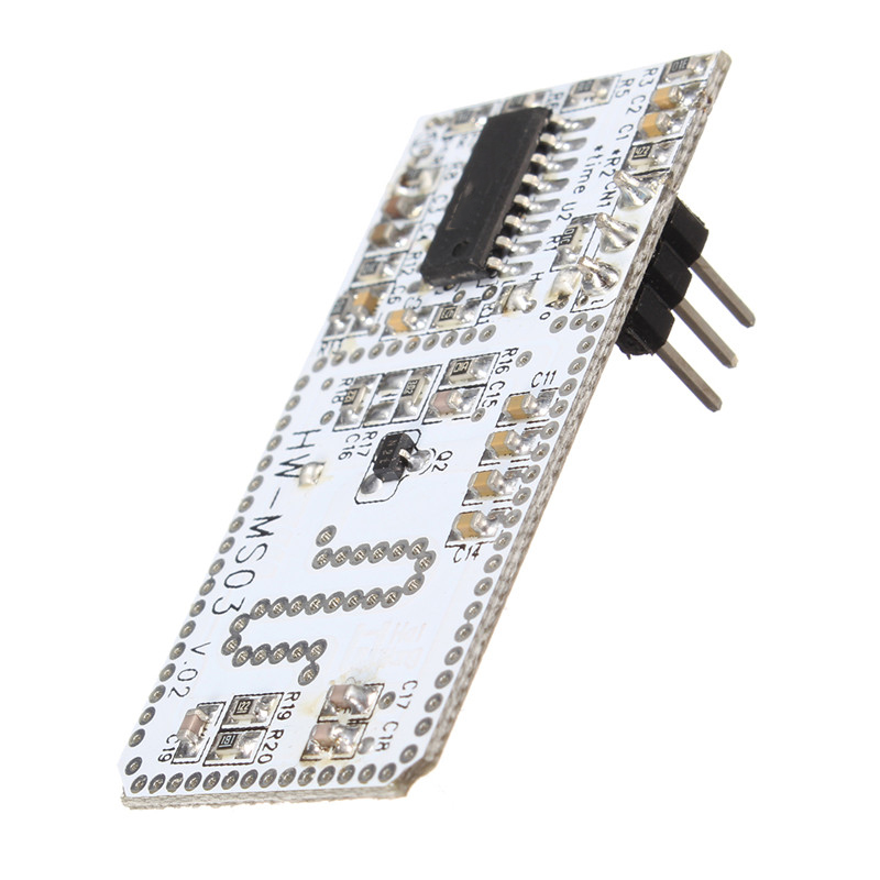 HW-MS03 2.4GHz To 5.8GHz Radar Sensor Microwave Radar Module Small Size
