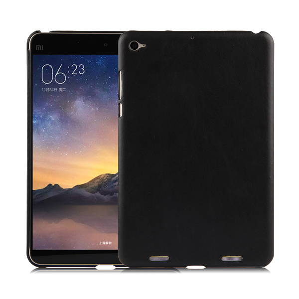PU + PC Tablet Case Protector Back Cover for Xiaomi Mi